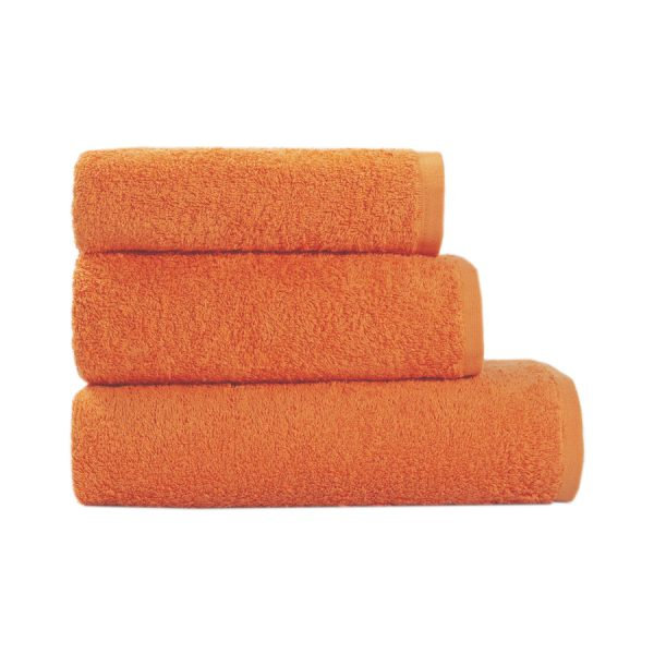 купить Полотенце Iris Home Отель Persmon orange Оранжевый фото