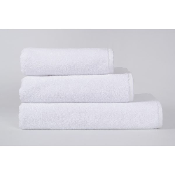 купить Полотенце Lotus Отель Белый 90*150 Белый фото