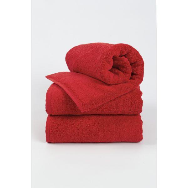 купить Полотенце Lotus Отель Красный Красный фото