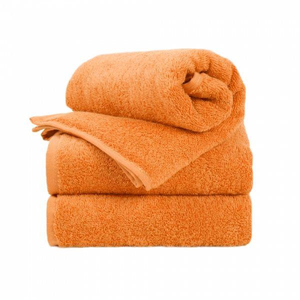 купить Полотенце Lotus Отель Оранжевый Оранжевый фото