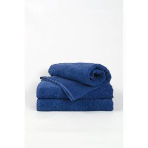купить Полотенце Lotus Отель Темно-синий Синий фото