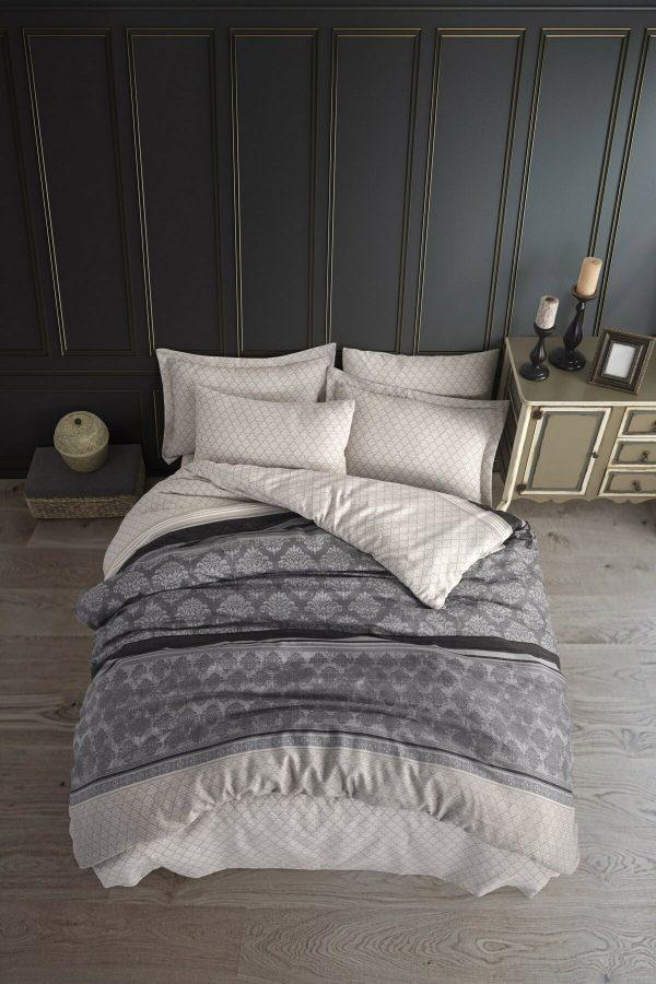 купить Постельное белье Eponj Home Creative Gri Серый фото