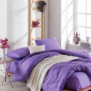 купить Постельное белье Eponj Home Paint D.Boya UltraViolet Фиолетовый фото