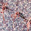 купить Постельное белье Karaca Home Flori somon Розовый Серый фото 114600