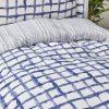 купить Постельное белье Karaca Home Malavi mavi Синий фото 114608
