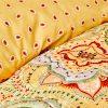 купить Постельное белье Karaca Home ранфорс Manas hardal Оранжевый фото 114642