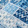 купить Постельное белье Karaca Home ранфорс Pietra mavi Синий фото 114653