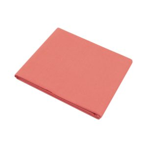 купить Простынь Iris Home premium ранфорс Коралловый Розовый фото