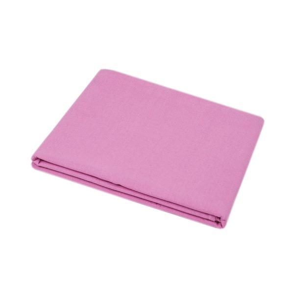 купить Простынь Iris Home premium ранфорс Темно-розовый Розовый фото