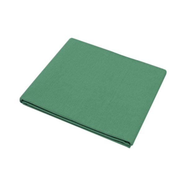 купить Простынь Iris Home premium ранфорс Зеленый Зеленый фото